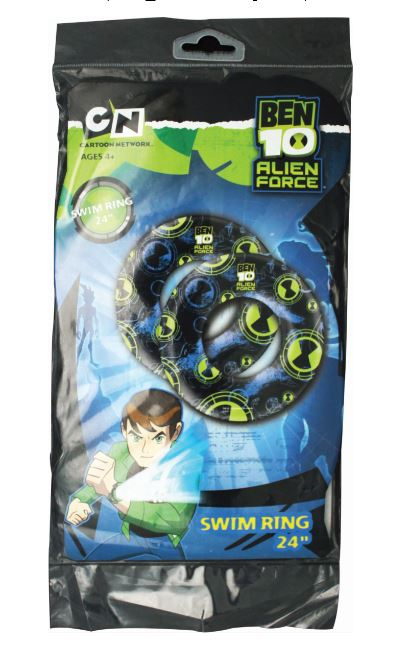 "BEN 10 Alien Force 24"" Swim Ring"