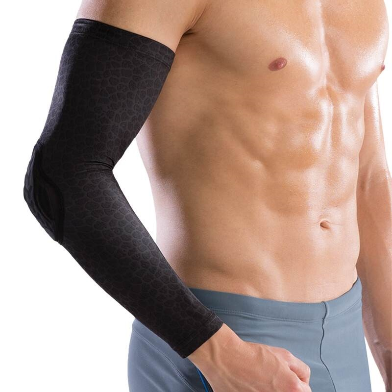 AQ SUPPORT ELBOW SLEEVE SOLID SHIELD B23811